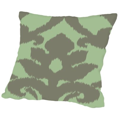 Dusk Throw Pillow Size: 16 H x 16 W x 2 D