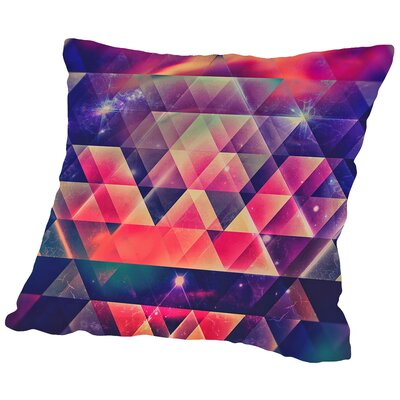 Glyssyne Pyrymyd Throw Pillow Size: 14 H x 14 W x 2 D