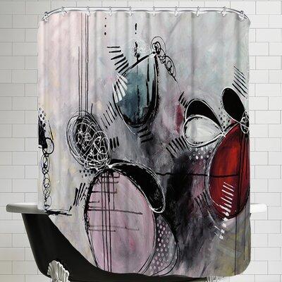 Motus Eph Mitre Shower Curtain