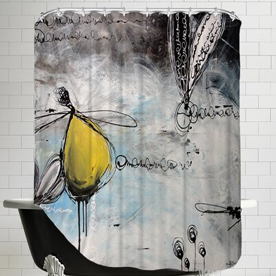 Motus 22 Shower Curtain