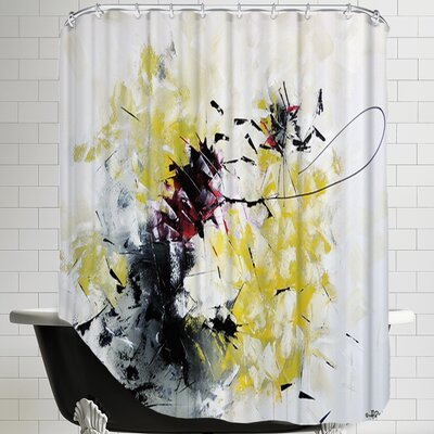 Magn Tik 3 Shower Curtain