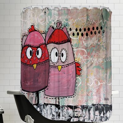 Kidz 21 Shower Curtain