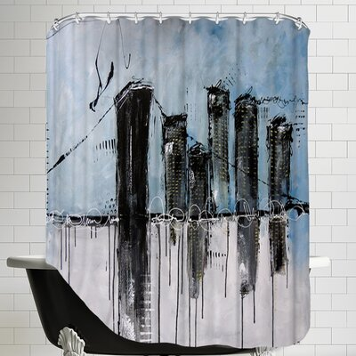 City (1) Shower Curtain