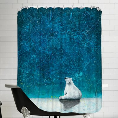 Wishing on Stars Shower Curtain