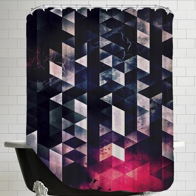 Vyktyry Yvvr Dyyth Shower Curtain