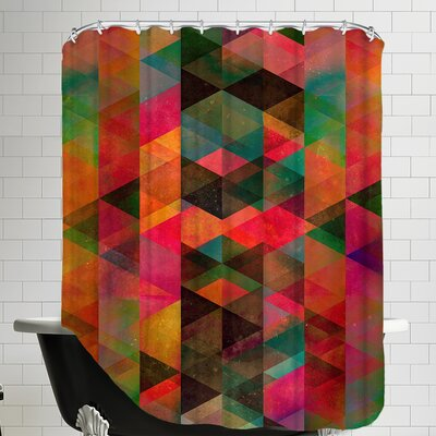 Symmyr Bryyzz Shower Curtain