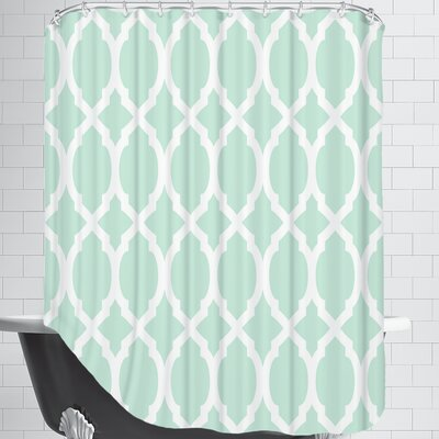 Pastel Shower Curtain