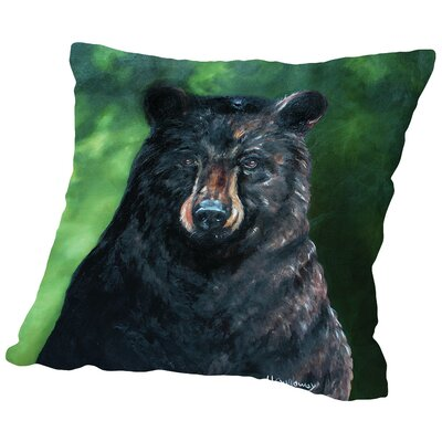 I See You 2 Throw Pillow Size: 20 H x 20 W x 2 D