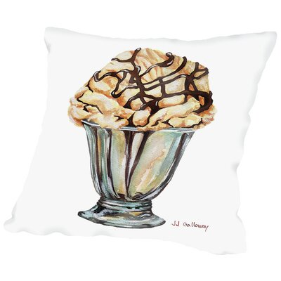 Sudea Delight Throw Pillow Size: 20 H x 20 W x 2 D