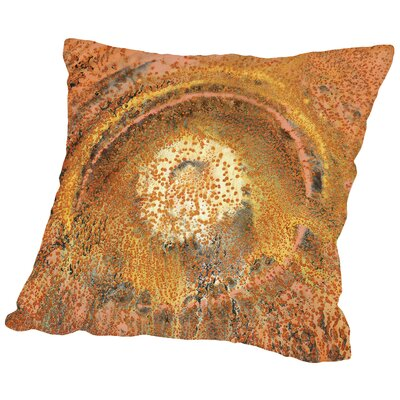 Circle of Tears Throw Pillow Size: 16 H x 16 W x 2 D