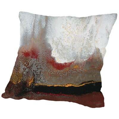 Copper Ridge Throw Pillow Size: 18 H x 18 W x 2 D