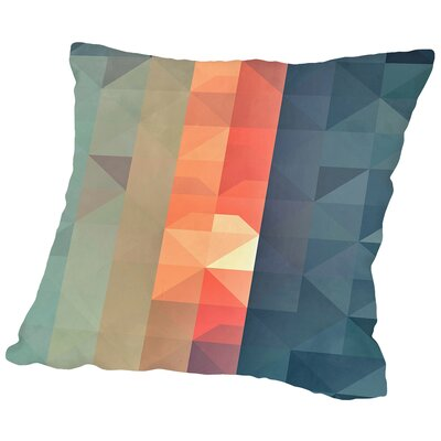 Dywnyng Ynww Throw Pillow Size: 18 H x 18 W x 2 D