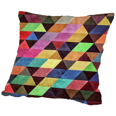 Myltyvyrss Throw Pillow Size: 16
