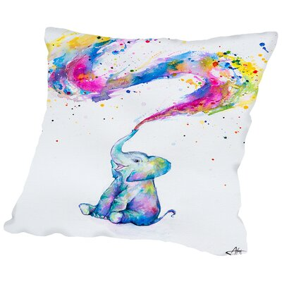 Spring (Final) Throw Pillow Size: 20 H x 20 W x 2 D
