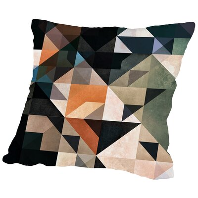 Smwwth Fyll Throw Pillow Size: 18 H x 18 W x 2 D