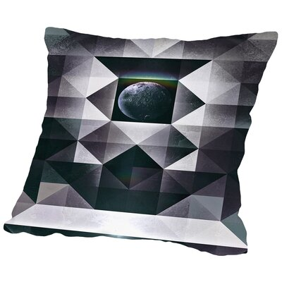Myrryr Mwwns Throw Pillow Size: 14 H x 14 W x 2 D