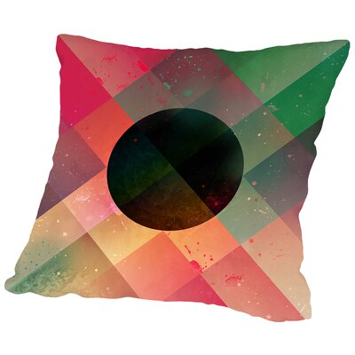 Cyntyyr Throw Pillow Size: 16 H x 16 W x 2 D
