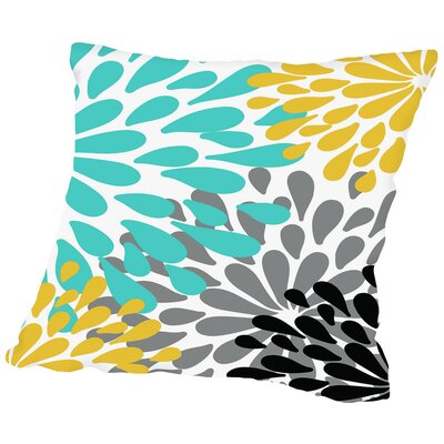 Spring Throw Pillow Size: 20 H x 20 W x 2 D