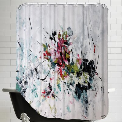 Feurs Magnt-Tik Shower Curtain