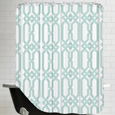 Ethnic Shower Curtain