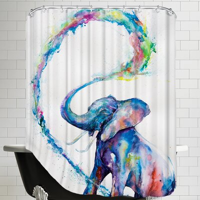Veris Shower Curtain