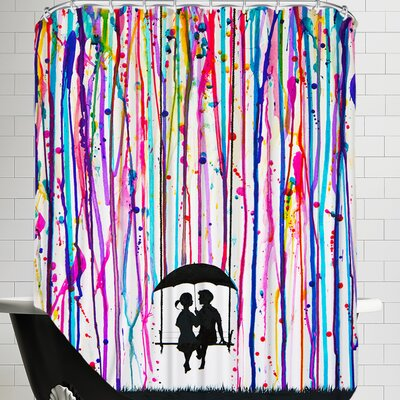 Days Gone By (HD Print) Shower Curtain