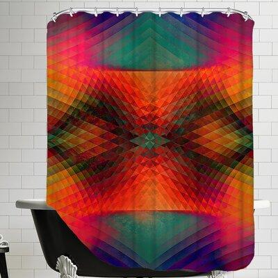 Fycyts Yf Hyyvyng Shower Curtain