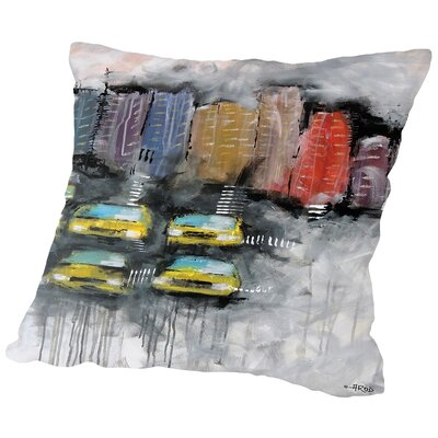Urbanit 3470 Throw Pillow Size: 14 H x 14 W x 2 D
