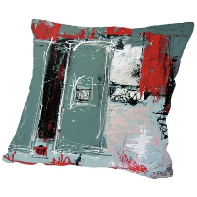 Urbanit 1.1 Throw Pillow Size: 16 H x 16 W x 2 D