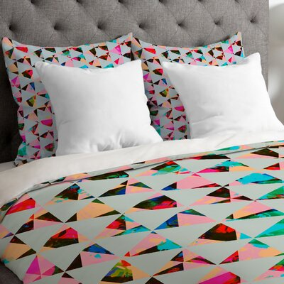 Caleb Troy Indie Mute Lightweight Duvet Cover Size: Twin/Twin XL