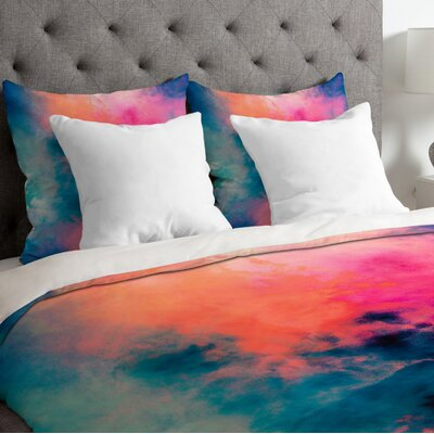 Caleb Troy Temperature Lightweight Duvet Cover Size: Twin/Twin XL
