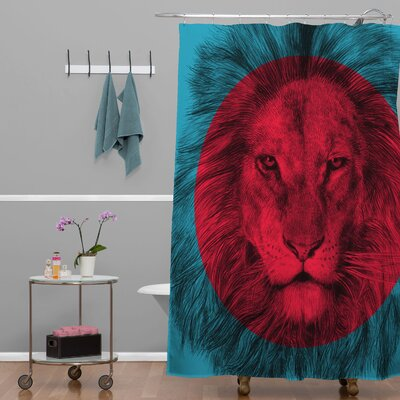 Garima Dhawan Wild 5 Polyester Shower Curtain