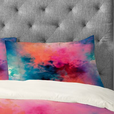 Caleb Troy Temperature Pillowcase Size: King