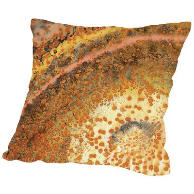 Circle of Tears D Throw Pillow Size: 14 H x 14 W x 2 D