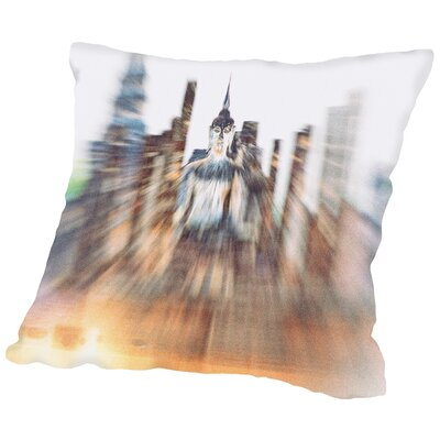 Wat Phra II Throw Pillow Size: 20 H x 20 W x 2 D