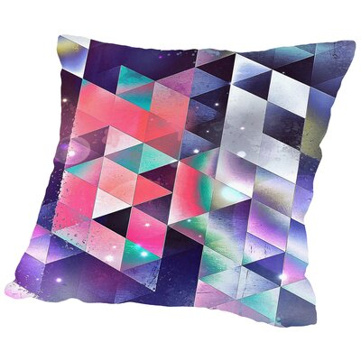 Rycyptyr Throw Pillow Size: 14 H x 14 W x 2 D