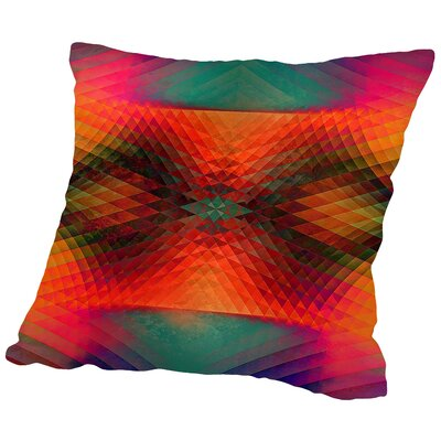 Fycyts Yf Hyyvyng Throw Pillow Size: 18 H x 18 W x 2 D