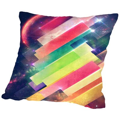 Mwwntyp Throw Pillow Size: 20 H x 20 W x 2 D