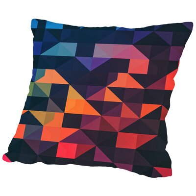 Flyt Nyce Throw Pillow Size: 16 H x 16 W x 2 D