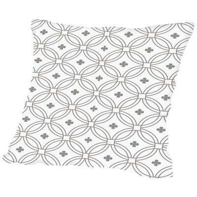 Circle.Jpg Throw Pillow Size: 18 H x 18 W x 2 D