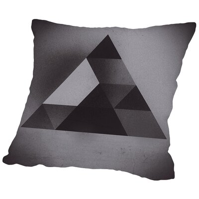 Try 2 Throw Pillow Size: 20 H x 20 W x 2 D