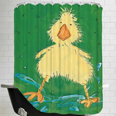Duckling Ii Shower Curtain