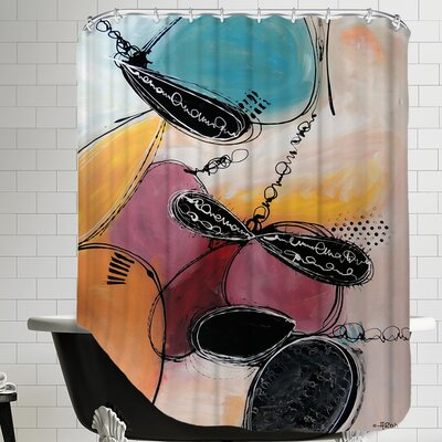 Motus Abracadabra Shower Curtain
