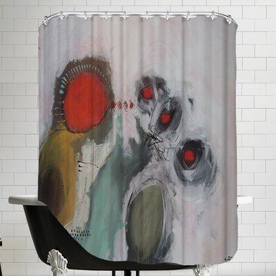 Mordicus 1.1 Shower Curtain