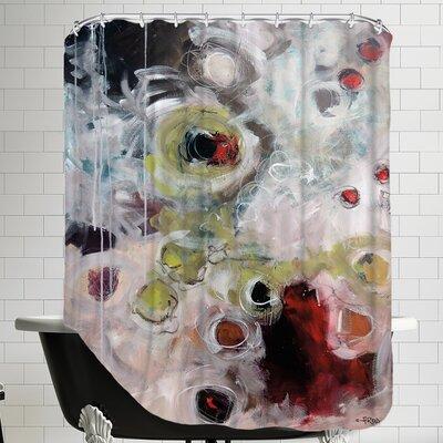 Eruptus 1.1 Shower Curtain