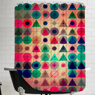 Pyck Pyck Shower Curtain