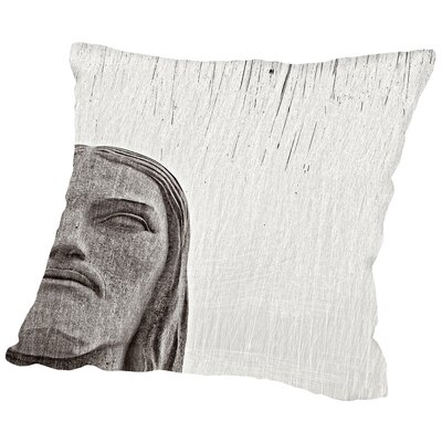 Rio De Janeiro III Throw Pillow Size: 20 H x 20 W x 2 D