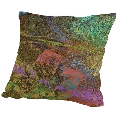 The Glades C Throw Pillow Size: 16 H x 16 W x 2 D