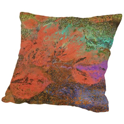 The Glades A Throw Pillow Size: 14 H x 14 W x 2 D