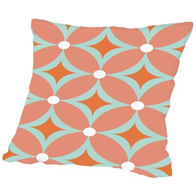 Native Throw Pillow Size: 18 H x 18 W x 2 D